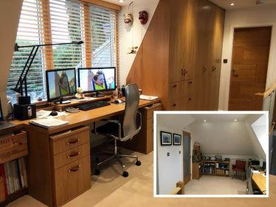 Home office space – 2020's most wanted home improvement